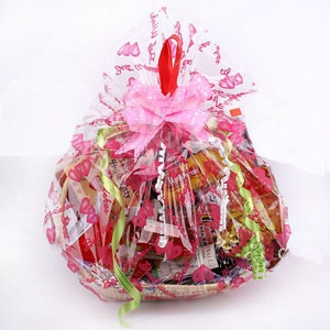 Happy Birthday Gift BasketSmall