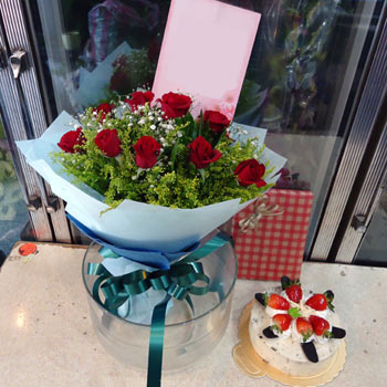 China Flower Send Flowers To Anywhere Anytime And Gifts Delivery